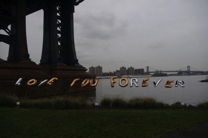 RIP Dumbo Arts Festival, Brooklyn NY